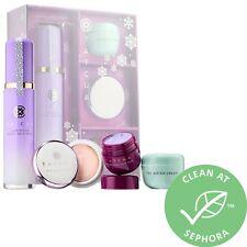 BNIB TATCHA Skincare Makeup Lovers OBENTO BOX Holiday Set Dewy Mist Silk Canvas