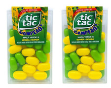 Tic Tac 18g Mango Guava Limited Edition - 2 Boxes - FREE WORLDWIDE DELIVERY
