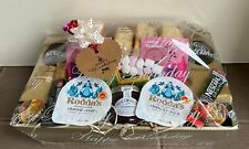 Birthday Afternoon Tea Luxury Gift Hamper with Clotted Cream, Scones,Jam