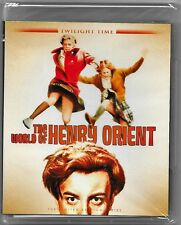 The World Of Henry Orient  Blu-Ray New Twilight Time All Regions Free Reg Post