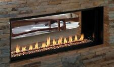 """Superior See-Through Conversion Kit for FMI 43"""" Linear Fireplaces"""