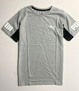 PUMA Boys' Graphic T-Shirt (Ages 7-17 Years)