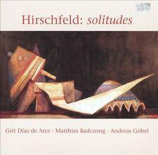 ██ CASPAR RENE HIRSCHFELD (*1965) ║ Solitudes