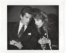 JFK Jr. & Caroline Kennedy - Vintage 8x10 Press Photograph