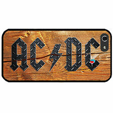 AC DC iPhone 4 5 6 7 Samsung s4 5 6 7 Sony HTC Hard Case