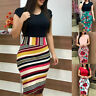 Women's Business Dress Dresses Bodycon Pencil Sheath Formal Elegant Office