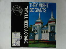 THEY MIGHT BE GIANTS They'll need a crame 102308