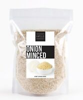 Hayllo Onion Minced , 1 LB Bag