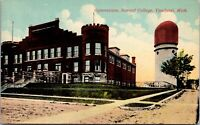Postcard Gymnasium at Normal College in Ypsilanti, Michigan~133107