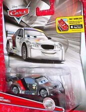 Disney Pixar Cars Silver Racers MAX Schnell Special Edition New