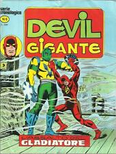 DEVIL  GIGANTE 6 CORNO