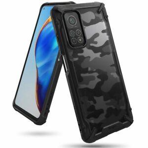 Ringke Fusion X Panzer Handyhülle Case Xiaomi Mi 10T / Mi 10 T Pro Camo schwarz