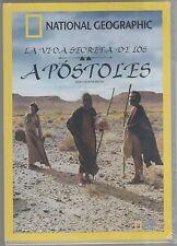 DVD - La Vida Secreta De Los Apostoles NEW National Geographic FAST SHIPPING!