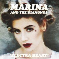 MARINA AND THE DIAMONDS - ELECTRA HEART 2 VINYL LP NEW+