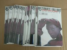 ULTIMATE FALLOUT #4 1st APPEARANCE Of MILES MORALES 2nd PRINT STORE STAMPED