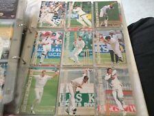 Cricket Card set-1994/95 Futera Cricket Trading Cards Super Series Full Set (40)