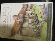 A Country Life Papercrafting Collection CD Rom