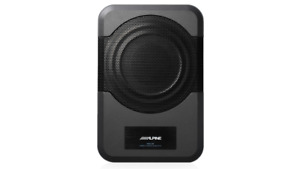 Alpine PWE-S8 Compact Powered 8-Inch Subwoofer