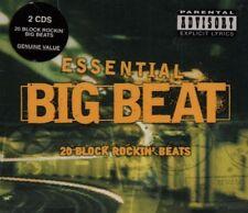 Various Electronica(2CD Album)Essential Big Beat- 20 Block Rockin' Beat-