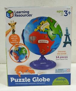 Learning Resources Puzzle Globe LER7735
