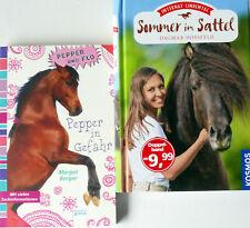Bücherpaket Pferde - 10 - 11 Jahre - 2 Bücher