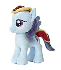 "Aurora World 10"" Plush RAINBOW DASH My Little Pony ~NEW~"
