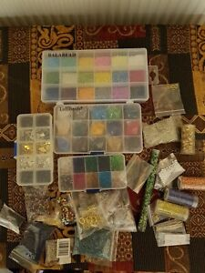 beads and beading or jewellery making accessories