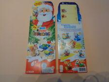 """Ferrero 4er Pack """" 2007 - Weihnachtswichtel - Sophia Stempe """" ohne Inhalt"""