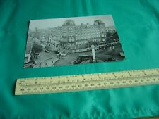 Photograph 1950s Famous Pavilion Hotel Scarborough Reproduction