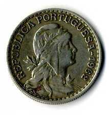 Moneda Republica Portuguesa 1962 1 escudo coin