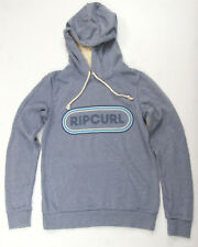 Rip Curl Hooded Pullover Surf Fleece Washed Blue Grey  Rip Curl Hoodie
