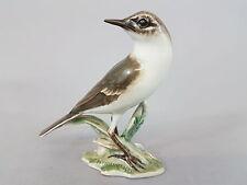 Rosenthal pájaro personaje, stelze, Dev. Heidenreich, Model-nº 5099, altura 12,5 cm