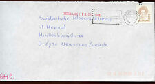 Netherlands 1992 Cover To Germany #C14465