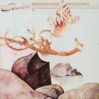 Shakti with John McLaughlin - Natural Elements [CD]