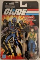 G. I. Joe Gi Joe 25Th Anniversary Dreadnok Ripper Action Figure Varient Box MIB