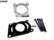 Aluminum Throttle Body Spacer Fit 07-12 NISSAN SENTRA SE-R SPEC V 2.5L QR25DE