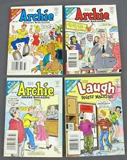 Archie Digest #164 July 1999 #175 November 2000 #180 June 2001 & Laugh #187 2007