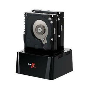 Thermaltake BlacX Duet Drive Dock External (st0014u-d) (st0014ud)