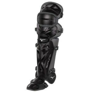 Mizuno Samurai Adult Leg Guards 16.5 inch