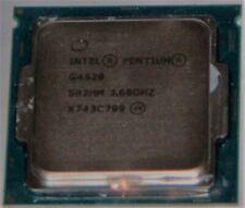"Intel Pentium Processor ""G4520 SR 2HM 3.60 GHZ""!!!"