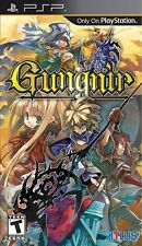 Gungnir [Sony PlayStation Portable PSP, Atlus Turn-Based Strategy RPG] NEW