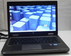 "HP Probook 6460b 14"" Laptop Core i5 2.5Ghz 320GB 4GB WIN 7 PRO 32 WIIFI OFFICE"