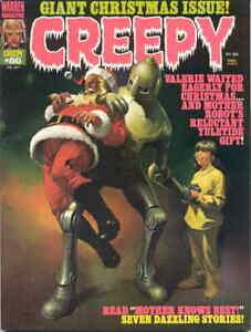 Creepy (Magazine) #86 VG; Warren | low grade - Santa Claus Christmas - we combin