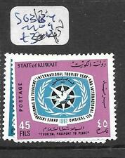 KUWAIT (P0903B)   INTERNATIONAL TOURIST YEAR SG 363-4  MOG