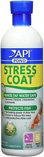 API Stress Coat Fish and Water Conditioner Size: 16 Oz
