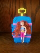 Fashion Polly Pocket Groovy Getaway Suitcase Surprise Playset 2002