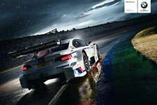 BMW Motorsport DTM M3 New Racer promo Poster #3