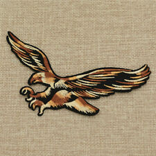 Eagle Embroidery Patches Iron on for Badge Garment Appliques Accessories Craft