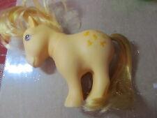 My Little Pony vintage Butterscotch flat feet