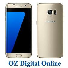 "NEW Samsung Galaxy S7 Edge Dual G935 4G 64GB Gold 12MP LTE 5.5"" Unlocked Phone"